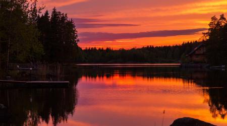 """Изображение для """"Край озер и лесов"""""""