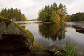 Изображение для Край озер и лесов