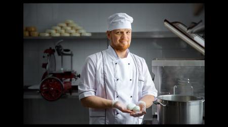 Изображение для Мастер-класс по сыроварению